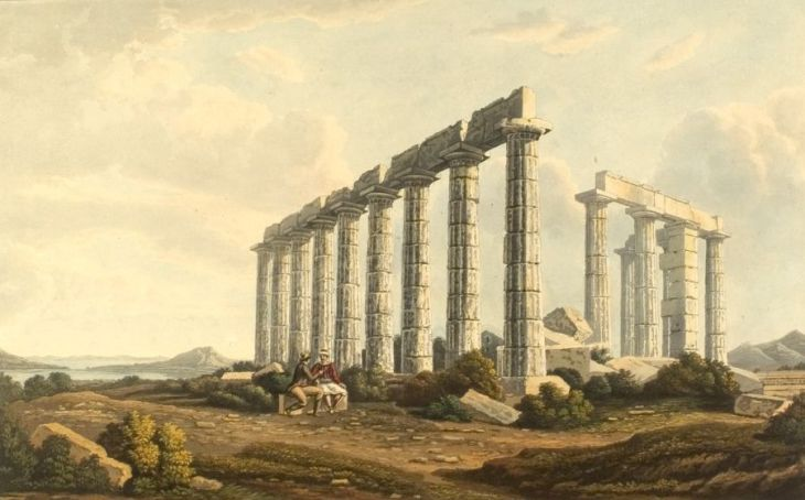 Edward Dodwell: Views in Greece, London 1821, p. 67